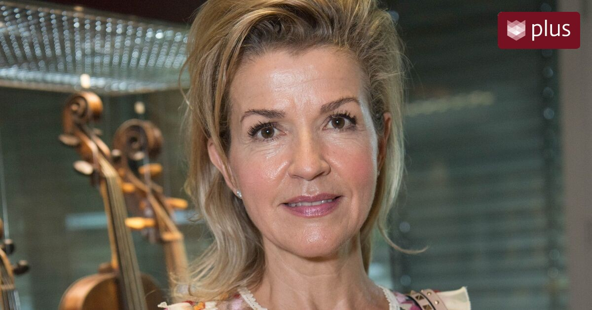 Anne Sophie Mutter Corona